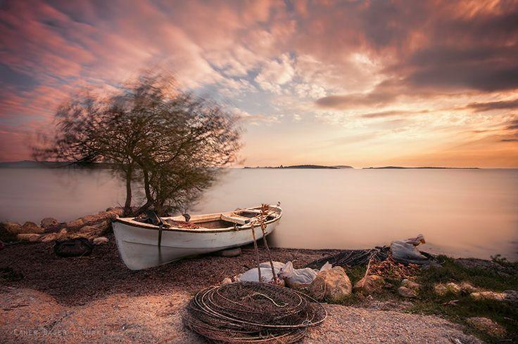Gölyazı Günbatımı by Caner Baser on 500px