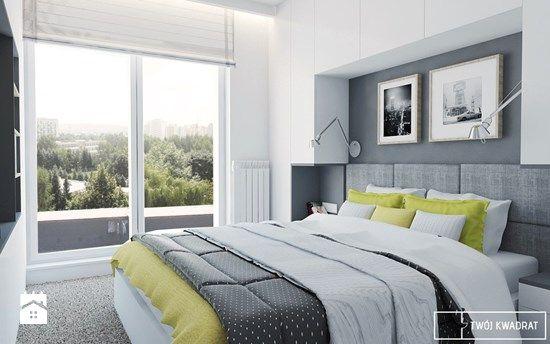 Sypialnia styl Nowoczesny - zdjęcie od Twój Kwadrat