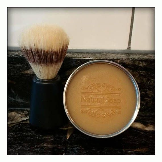 Shaving Soap  Ale Beer  All Natural  Handmade  Migraine