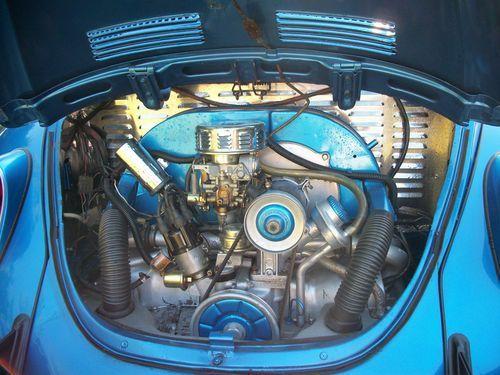 Find Used 1972 Volkswagen Super Beetle W  1641cc Engine W