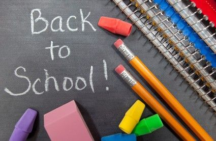 Back to School tips for kids with BFRBs from kindergarten to grade 12!