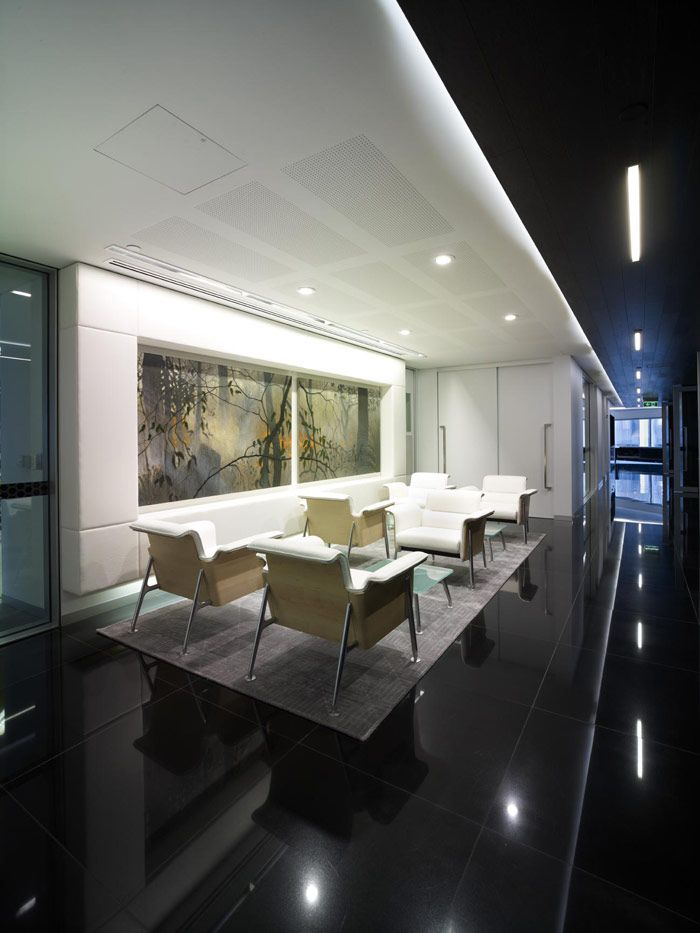 Dla piper 39 s perth offices we love this law firm bringng for Interior design agency perth