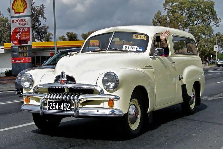 Holden FJ panel van (Australian)