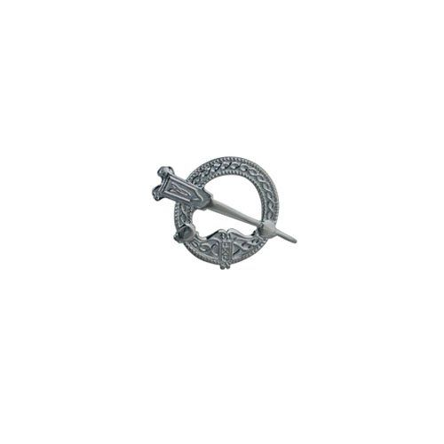 Silver 23x34mm embossed Tara Brooch ** Read more  at the image link. (This is an Amazon Affiliate link)