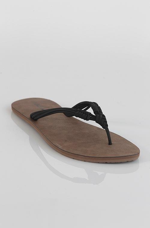 Volcom Have Fun sandaalit Black 27,90 € www.dropinmarket.com