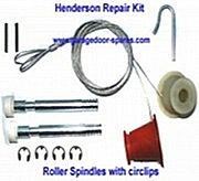Garage Door Spares and Parts The UK's Favourite for all your Garage Door Repairs  Garage Door Cones and Cables, Springs, Roller Spindles, Remotes, Locks and Handles Quality Britsh made Parts at Low Prices with Fast Delivery! We are a small Family Run Business, ask Richard if you require any help! A huge selection of garage door spares and parts to buy online from a Company that is qualified and experienced in repairs, with a helpful customer service to match.