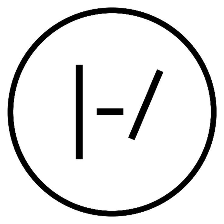 Twenty One Pilots Symbol Tattoos Pinterest Pilot Symbols And