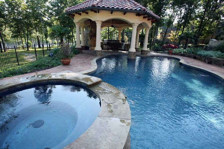 1000 ideas about inground pool lights on pinterest - Above ground swimming pools tyler texas ...