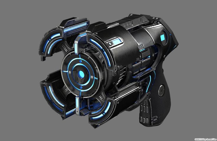 G-Force's X-Guns by SolGravionMegazord