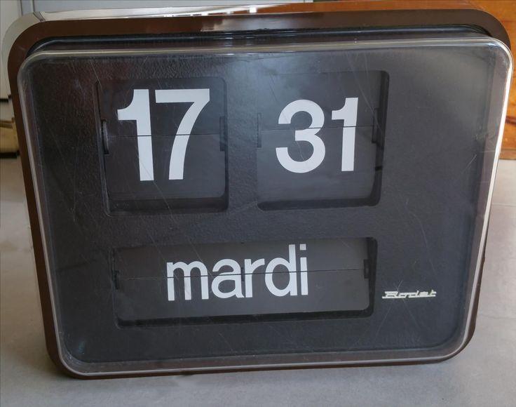 plus de 1000 id es propos de vintage bodet sur pinterest re spatiale rugby et horloges. Black Bedroom Furniture Sets. Home Design Ideas