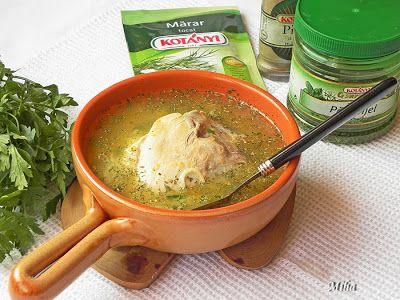 Supa de pui cu legume