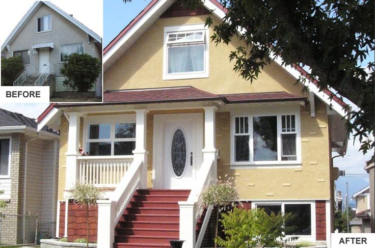 Heritage Home Restoration, Vancouver, BC