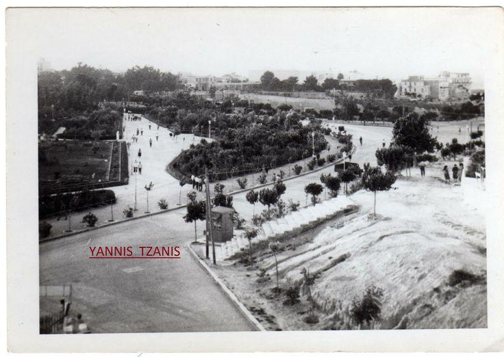 Heraclio 1950 , Georgiadis park