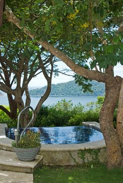 1000 ideas about tropical pool on pinterest pools pool for Pool design costa rica
