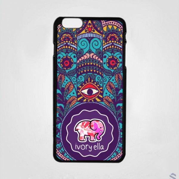 Hamza Coustom Hand Ivory Ella Best Design iPhone Cases Case