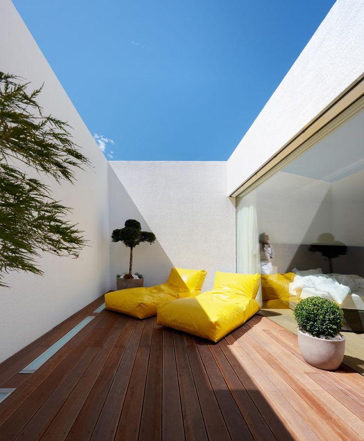 Hotel Pupp | Boutique Hotel | Brixen | Italy | http://lifestylehotels.net/en/hotel-pupp | Private Terrace | Garden | Design