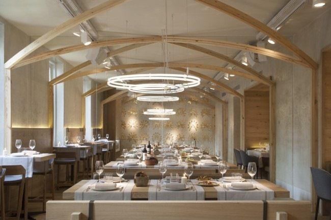 Restaurante la bien aparecida Madrid, baños para restaurantes, tono bagno barcelona (2)