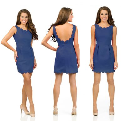 Sweet Tea: Olivia Dress (Pre-Order) - Revelry Dresses. Perfect for Ole Miss game day!