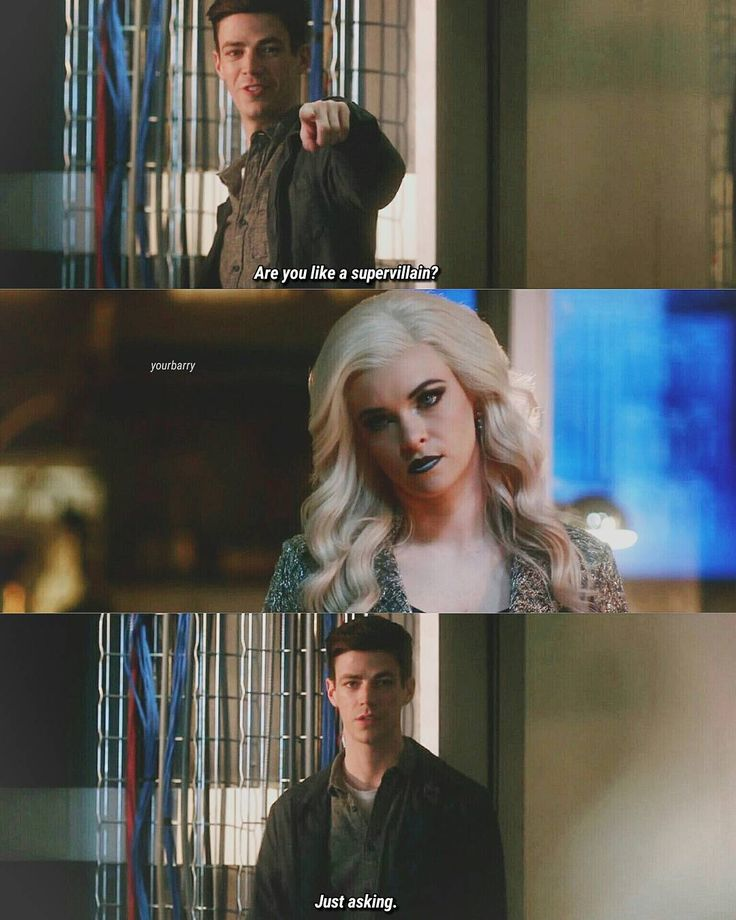The Flash⚡ 3×21 ] This episode was absolutely hilarious! One of my favorite scenes #KillerFrost #BarryAllen #theflashseason3