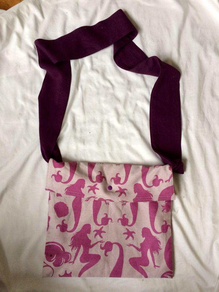 Fidella Mermaids Babywearing bag