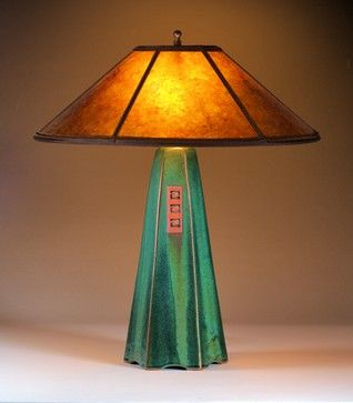 Hopewell Collection of table lamps - craftsman - Table Lamps - New York - Studio 233