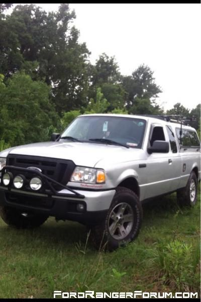 2006 Ford Ranger XLT 4x4