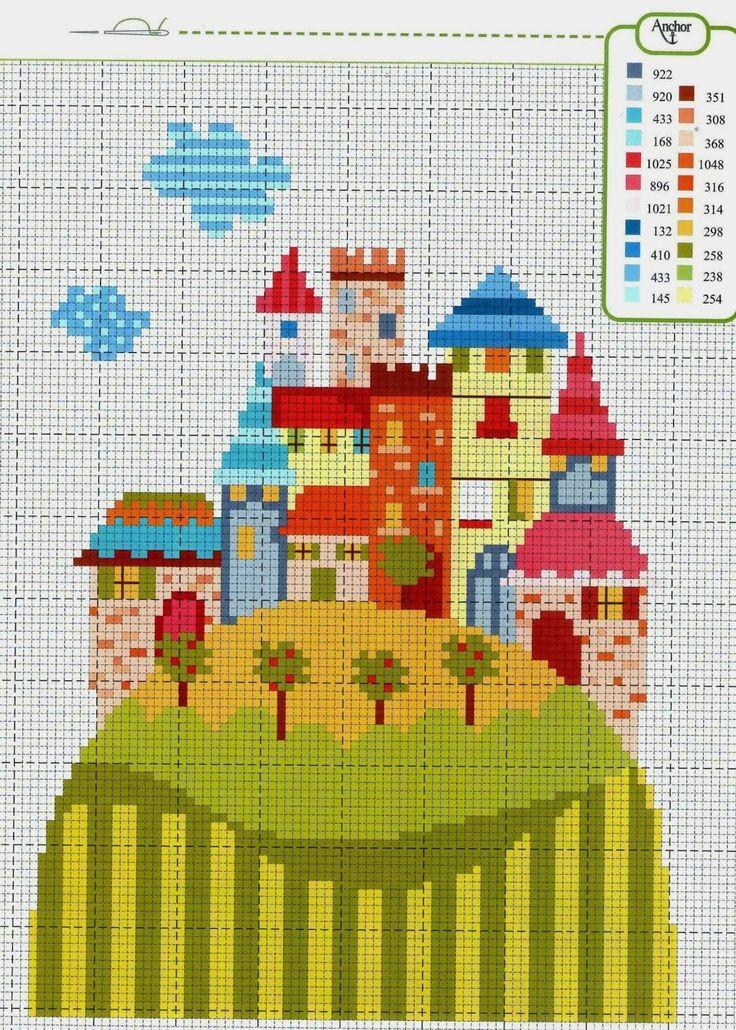 http://pontocruzgraficosgratis.blogspot.ch/2014/01/graficos-diversos-para-bordar.html