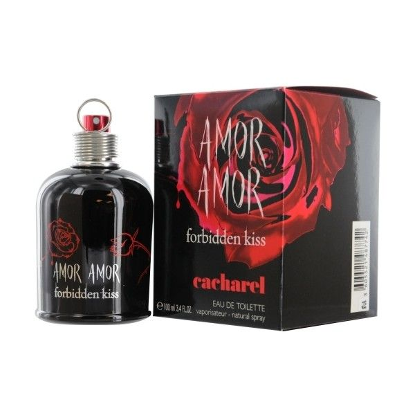 Amor Amor Forbidden Kiss By Cacharel Edt Spray (1,435 MXN) ❤ liked on Polyvore featuring beauty products, fragrance, cacharel and cacharel perfume
