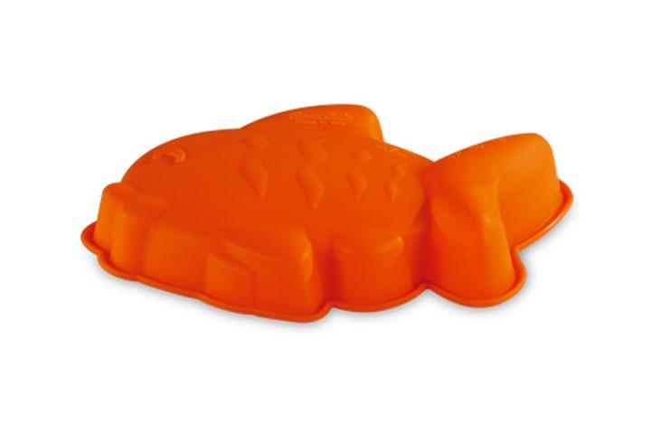 pesce rosso? in silicone :) stampo guardini