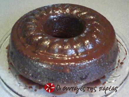 Ένα υπέροχο κέικ σοκολάτας που δε θα πιστεύετε πως είναι νηστίσιμο!