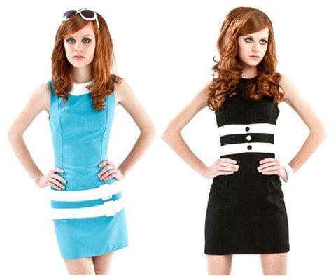 1960 style dresses uk