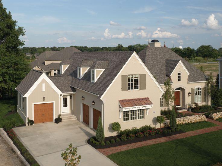 Landmark Pro Weathered Wood Roofing Certainteed