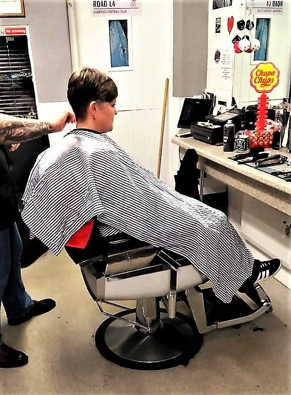 Rick S Barber Shop >> The 229 best barber shop images on Pinterest | Barber ...