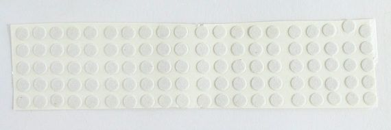 85 White Round Sticker BindisIndian Bindis StickerForehead