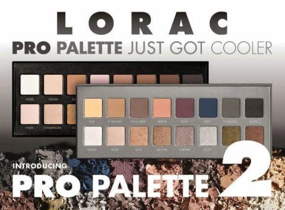 Lorac pro 1 or 2 generation 16 eyeshadow primer 1PCS