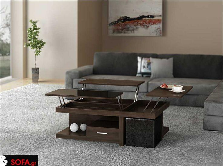 Τραπεζάκι Liv http://sofa.gr/trapezaki-saloniou-liv #coffeetable #τραπεζάκι  #διακόσμηση