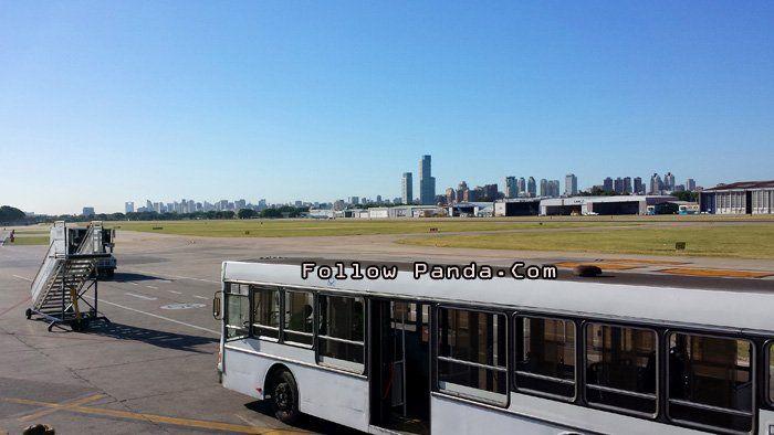 City Airport Bus - Buenos Aires, Argentina | FollowPanda.COM