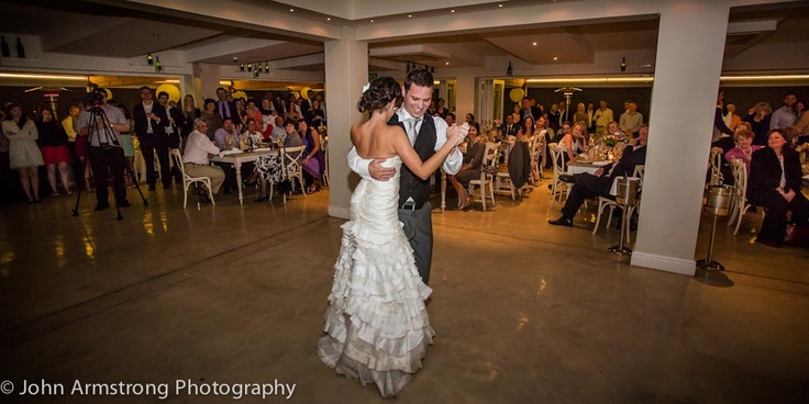First Dance but not the last