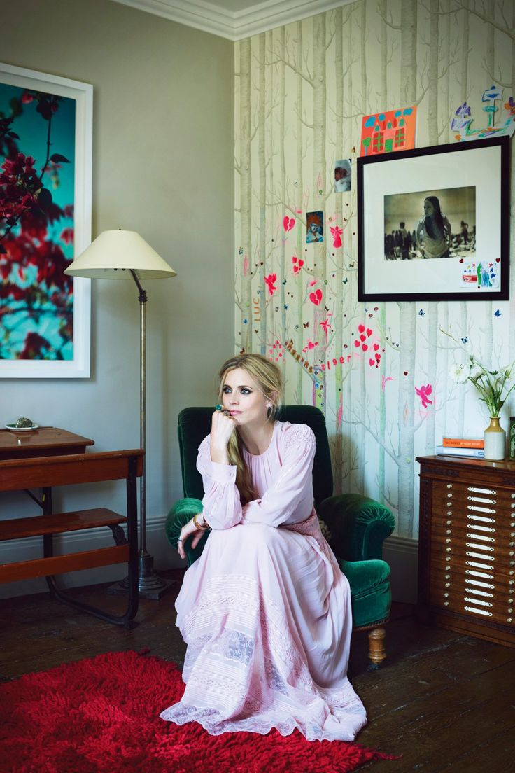 The Great Escape: Laura Bailey's Country Home