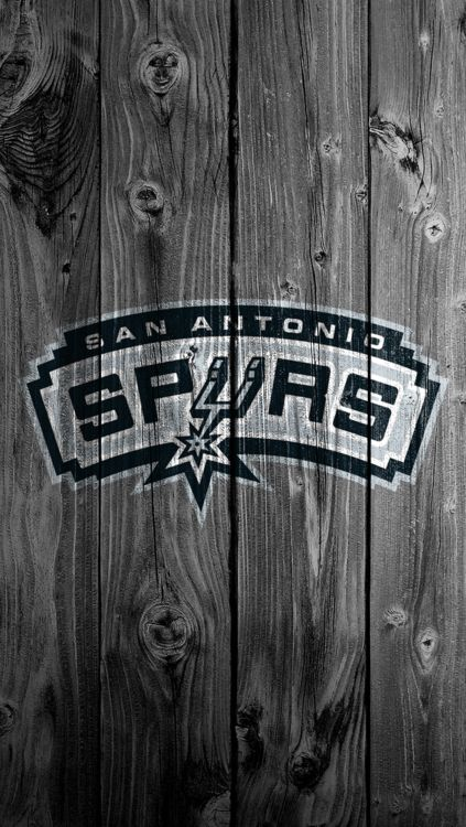 San Antonio Spurs iPhone Background