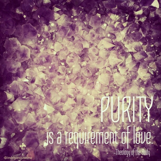 44 Best Images About Purity Purity Quotes On Pinterest