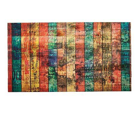 Cabecero en madera reciclada styles 181x80 cm deco - Cabecero madera reciclada ...