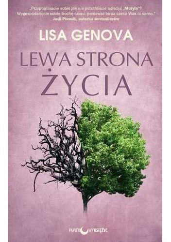 Okładka książki Lewa strona życia
