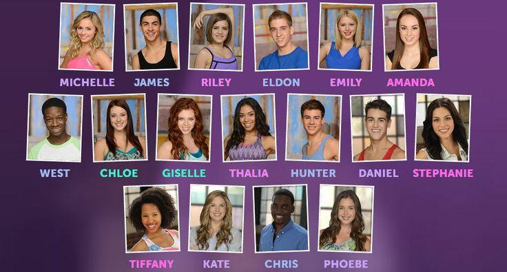 Cast!!