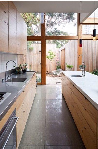 384 best Kitchen small images on Pinterest Kitchen ideas - küche ohne oberschränke