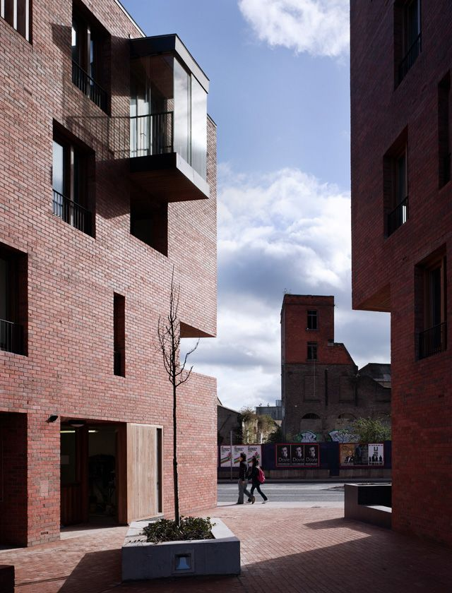 Timberyard Social Housing – O'Donnell + Tuomey