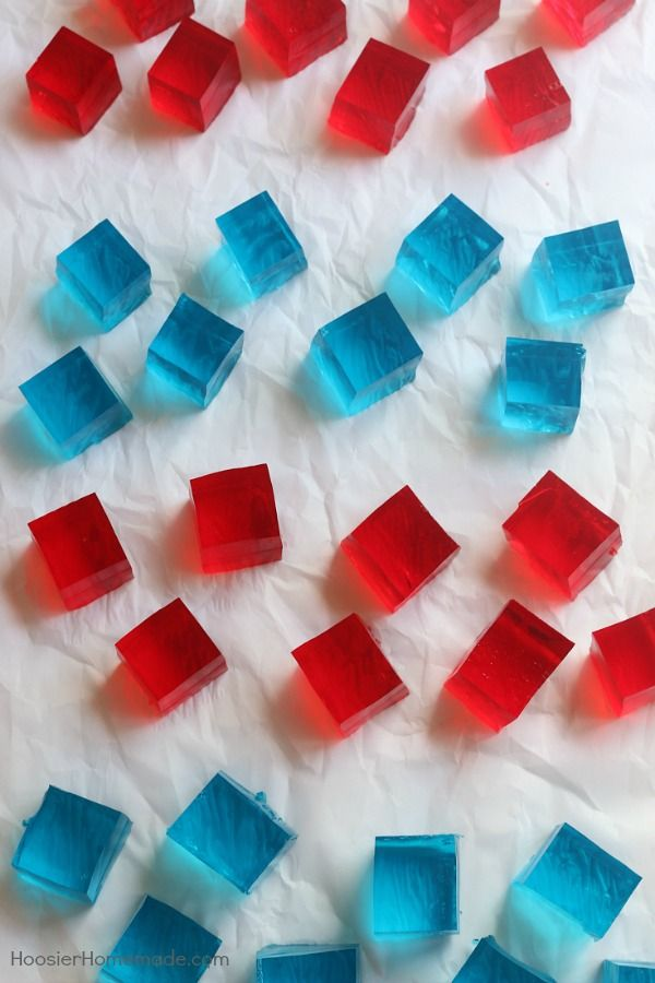 Finger Jello Recipe – Hoosier Homemade