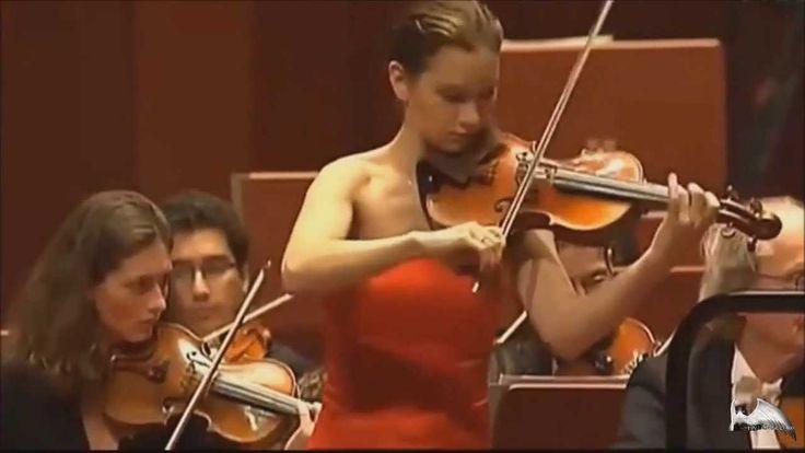 Hilary Hahn Mendelssohn Violin Concerto In E Minor Op 64 I Allegro Molto