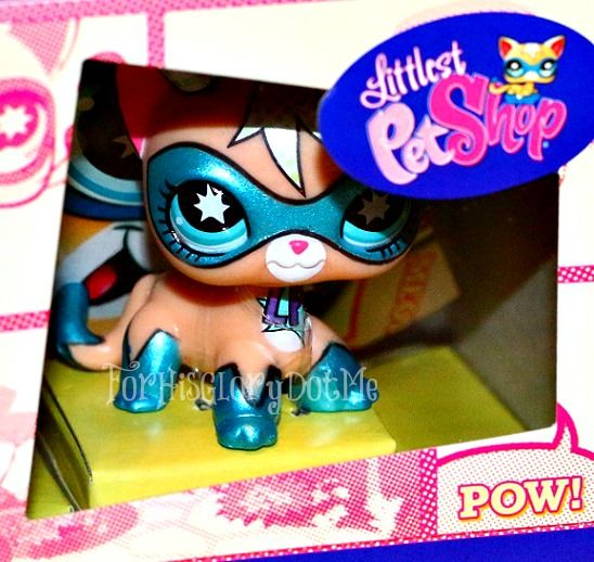 lps comic con cat littlest pet shop