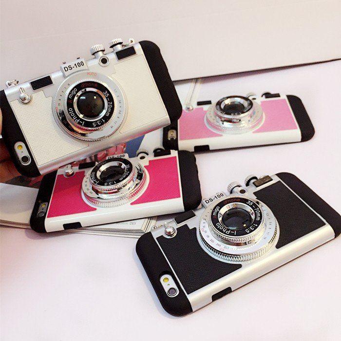 Film Camera iPhone Cases